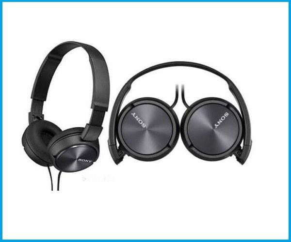 Auricular Diadema Sony MDDR-ZX310 NEGRO