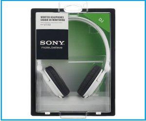 Auricular Sony MDRV-150 BLANCO