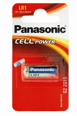 pila Panasonic lr1 1.5v