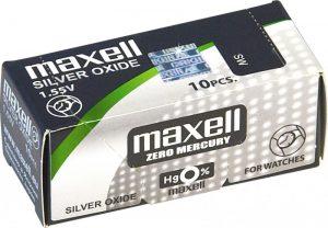 PILAS MAXELL 377 SR626W