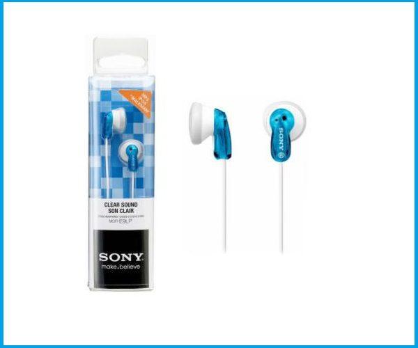 Auricular Sony MDRE9LPA color AZUL