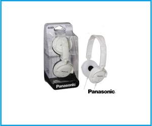 Auricular Panasonic RPDJS200E (BLANCO)