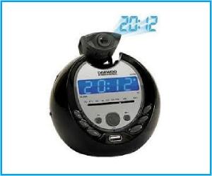 Radio Reloj Daewoo DCP 226