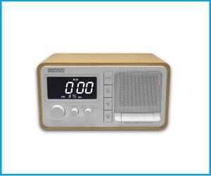 Radio Retro Daewoo Drp133