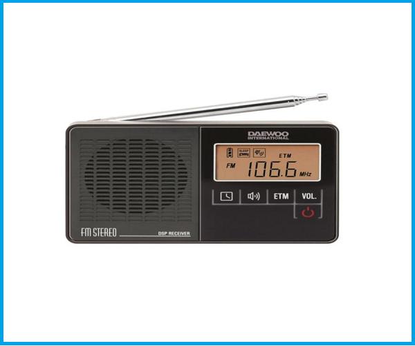 Radio Daewoo DRP22