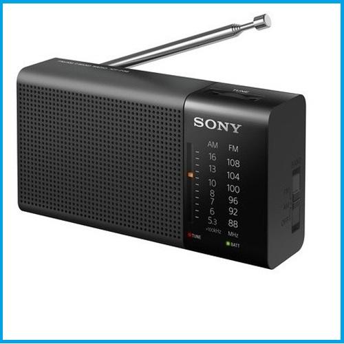 Radio Portátil Sony ICFp 36