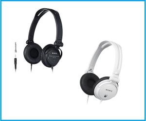Auricular Sony MDV 150 (BLANCO Y NEGRO)