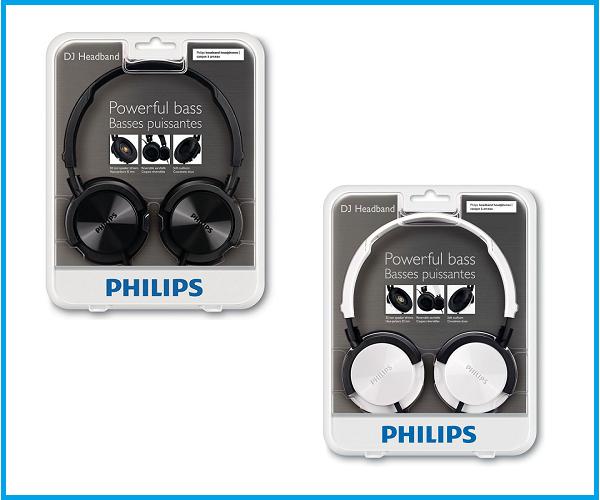 Auricular Dj Philips SHL3000