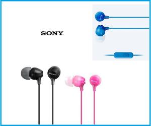 Auricular Sony MDREX 15
