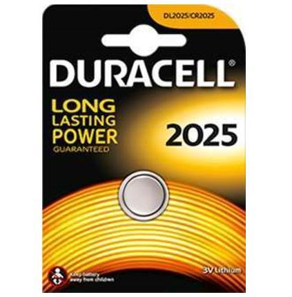 DURACELL Cr 2025