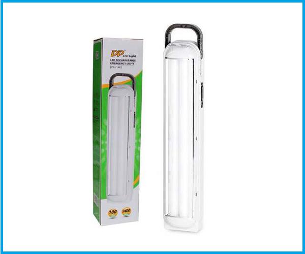 Luz led recargable de emergencia dp714b electrobaraka - Precio luces de emergencia ...