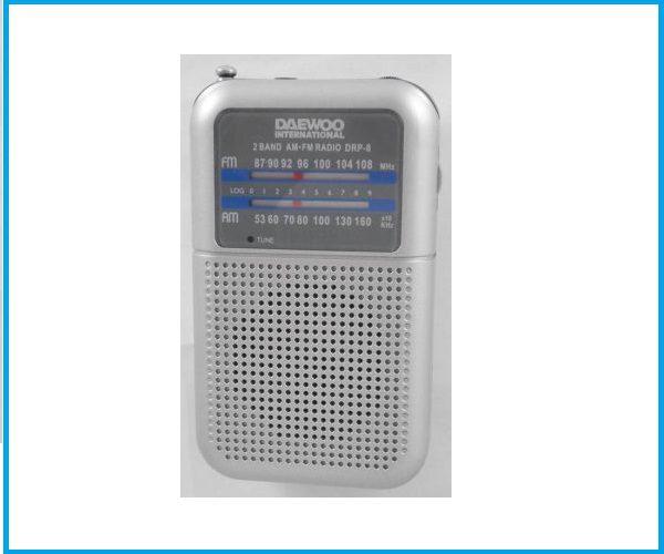 radio-daewoo-drp8-gris
