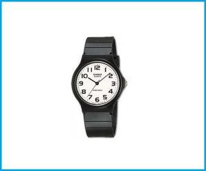 REloj Casio mq24 esfera blanca