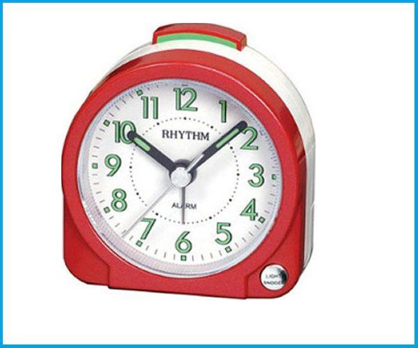 Despertador RHYTHM CRE 310 ROJO