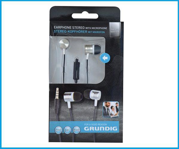 Auricular silicona GRUNDIG 22817 blanco