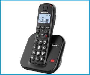Daewoo Telefono Inalámbrico Teclas Gr DTD-7200