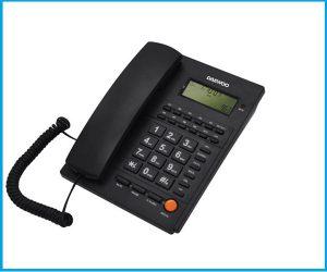 Daewoo teléfono manos libres dtc315