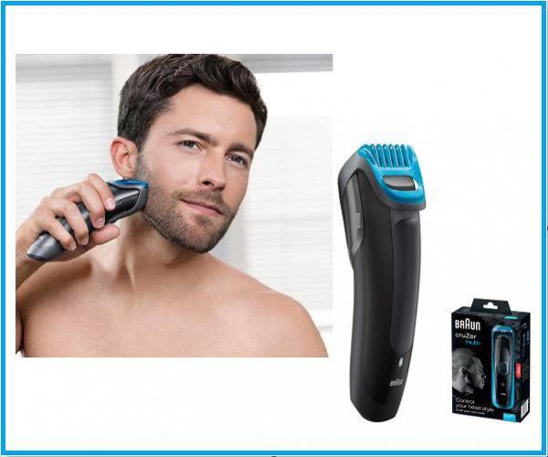 Recorta barba Braun cruzer beard 5