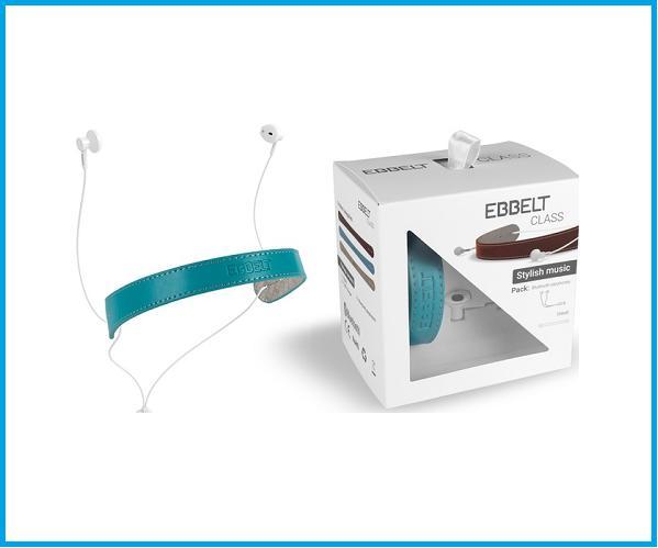 Auricular Bluetooth Ebbelt Azul