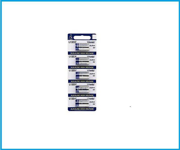Pack de 5 pilas Vinnic para Divers 4LR44