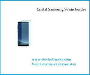 Cristal templado protector complatible Samsung 8