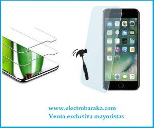 Protector cristal templado Iphone 7S plus