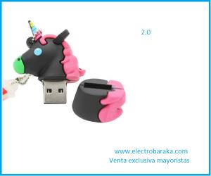Pen Drive unicornio 8GB