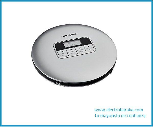 Reproductor portatil CD Grundig CDP6600