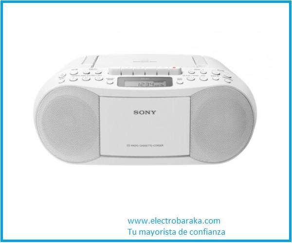 Radio Cd Sony Dfds70W