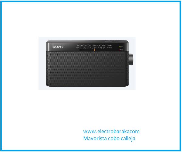 Radio portatil Sony AM/FM icf306