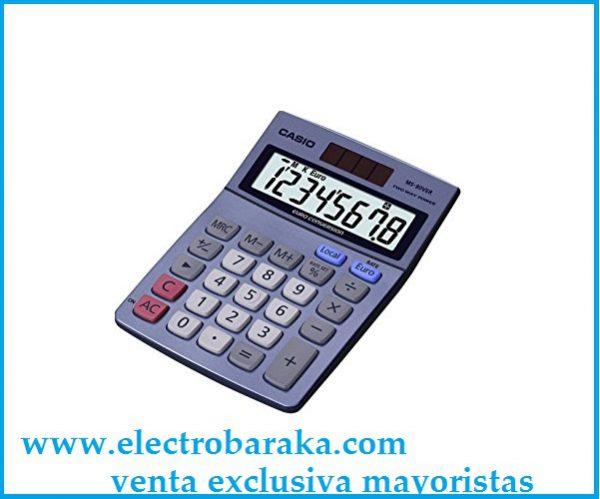 Calculadora Casio MS80VER