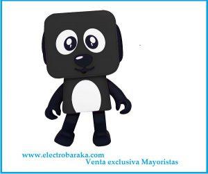 altavoz-bailarín-negra