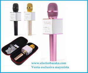 Altavoz micrófono Karaoke